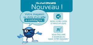 Clin d'oeil Opticiens - Vente en ligne