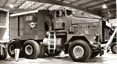 Pacific Heavy Tractor