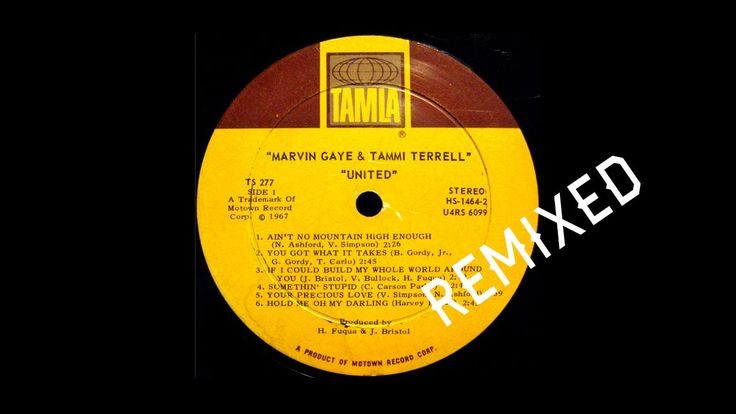 Marvin Gaye - If This World Were Mine [S-U-P-E-R remix]