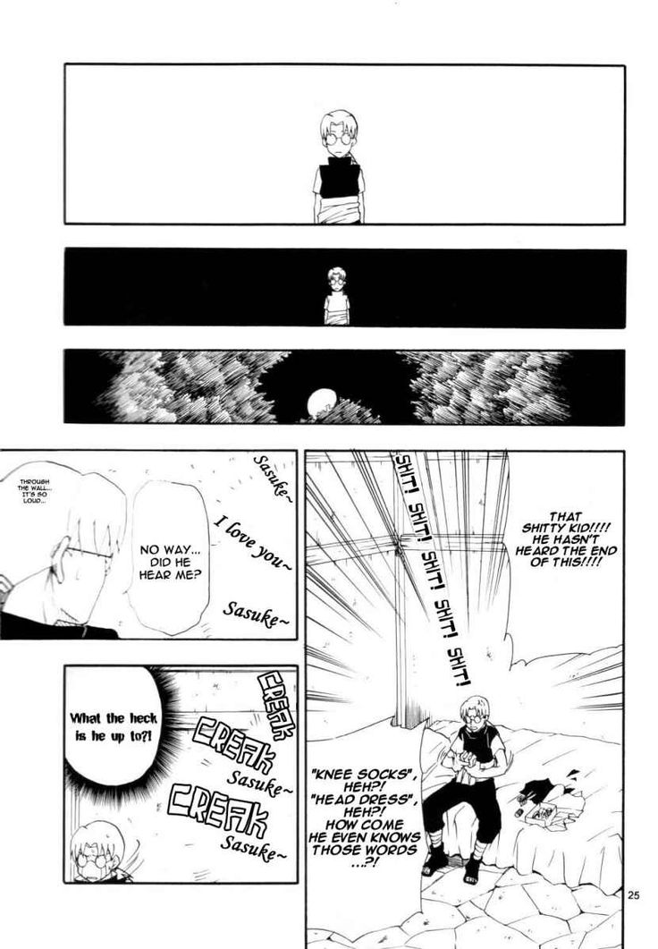 Read Naruto dj - Attenochi Ch.Oneshot Page 22 Manga Online At Mangago, the family of Yaoi fans.