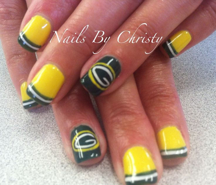 Pin by Christy Clow Nail Goddess on Hot Nails! | Pinterest