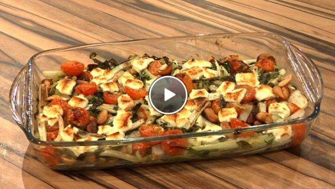 Paksoi met geitenkaas en cashewnoten - recept | 24Kitchen
