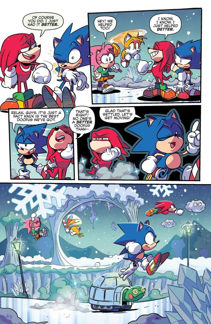 Sonic the Hedgehog (@sonic_hedgehog) | Twitter