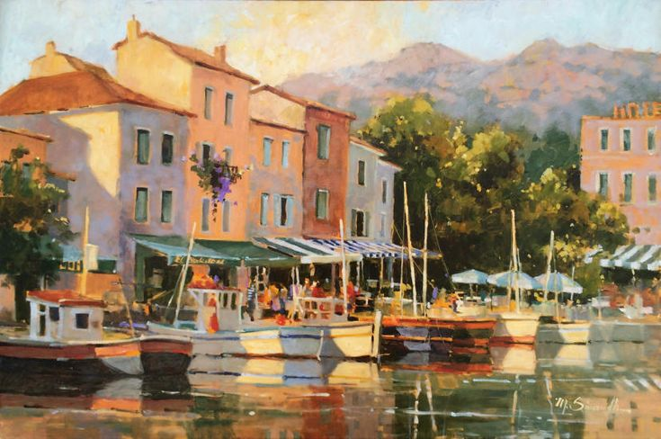 Marilyn Simandle - Galleries in Carmel and Palm Desert California - Jones & Terwilliger Galleries - Marilyn Simandle