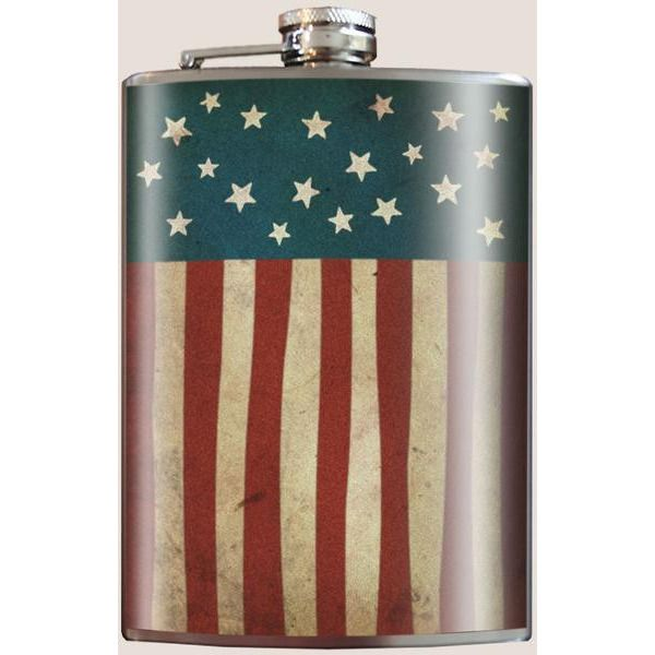 Old Glory - Flask