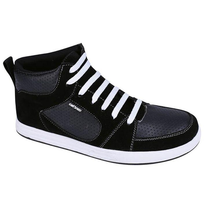 Sepatu Sneakers / Kets / Casual Pria - MR 761. Produk fashion handmade asal Bandung dengan bahan nyaman digunakan, desain trendy dan tidak pasaran. Membuat tampil percaya diri.  Detail Produk:   Ukuran: 38 - 43  Bahan: SYNTHETIC - TPR  Warna: HITAM  Yuk di order, belanja lebih hemat.   #Catenzo #Sepatu Olahraga