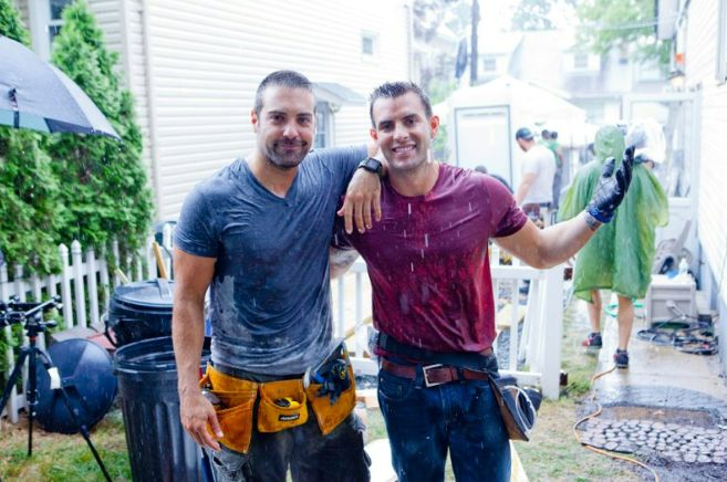 At Home With the Cousins's Cousins Undercover With Anthony Carrino and John Colaneri