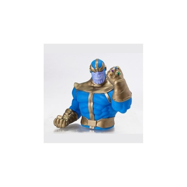 Guardians of the Galaxy - Thanos Bust Bank