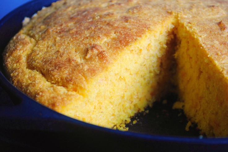 Sweet Potato Cornbread | Kiss the Cook : Appetizers | Pinterest