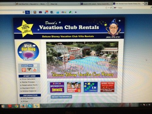 How to Rent Disney Vacation Club Points with David's Vacation Club Rentals