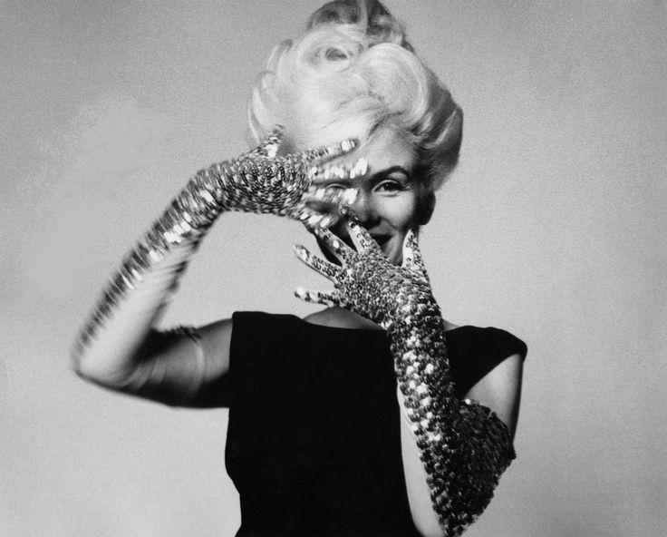 A Última Obsessão de Bert Stern        Marilyn Monroe photographed by Bert Stern in 1962