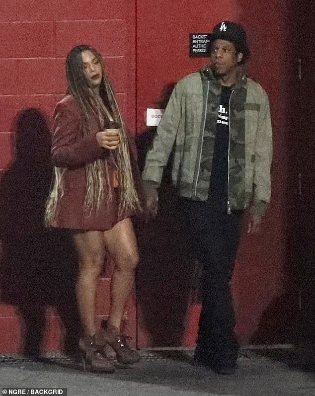 Kim Kardashian Kanye West Beyonce And Jay Z All Attend Astroworld Travis Scott Concert Beyonce And Jay Z Beyonce And Jay