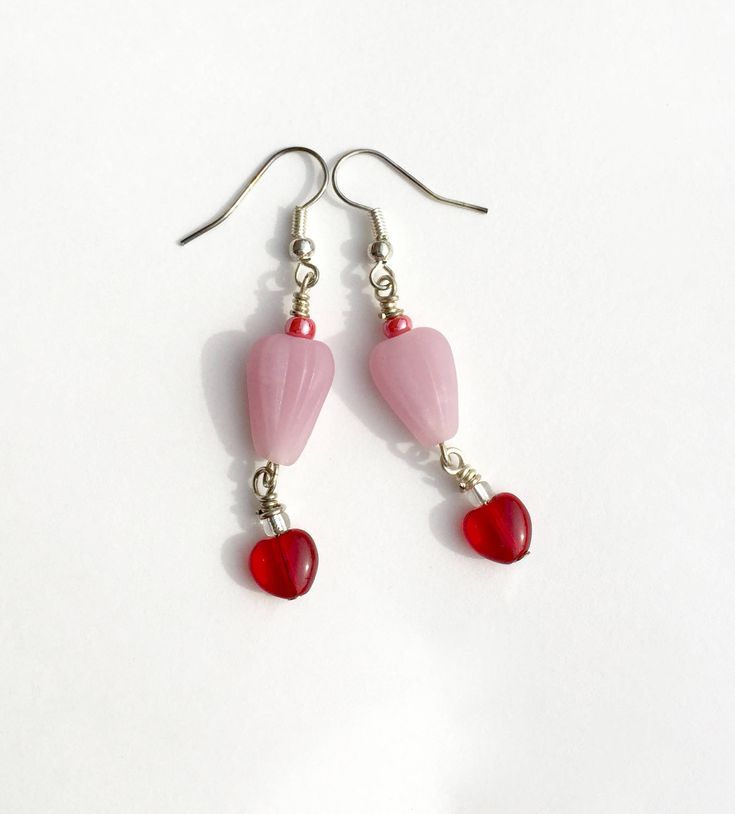 Valentines Day Earrings https://www.etsy.com/listing/557725978/valentines-day-earrings-heart-earrings?utm_campaign=crowdfire&utm_content=crowdfire&utm_medium=social&utm_source=pinterest