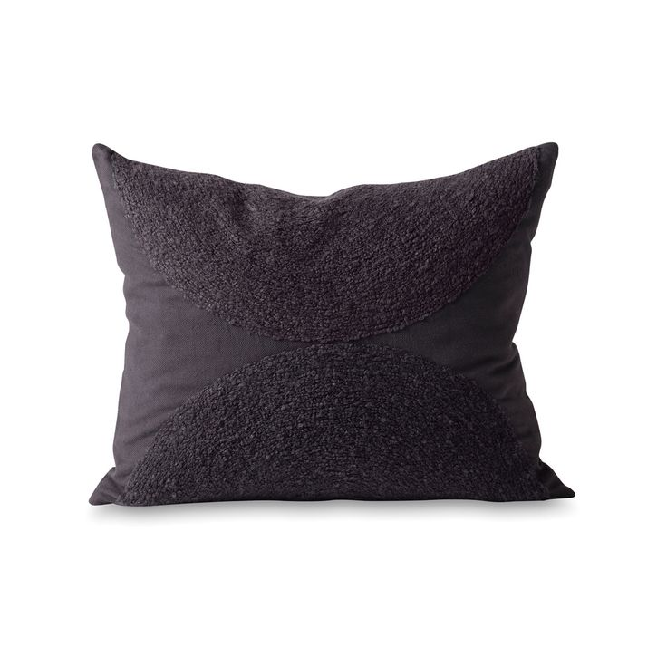 Reflect Wool Embroidered Cushion Cover | Città