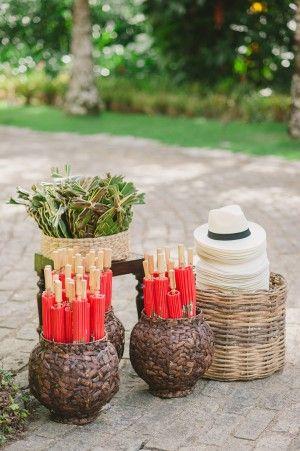 Brazilian Wedding on the Beach | Ruffled