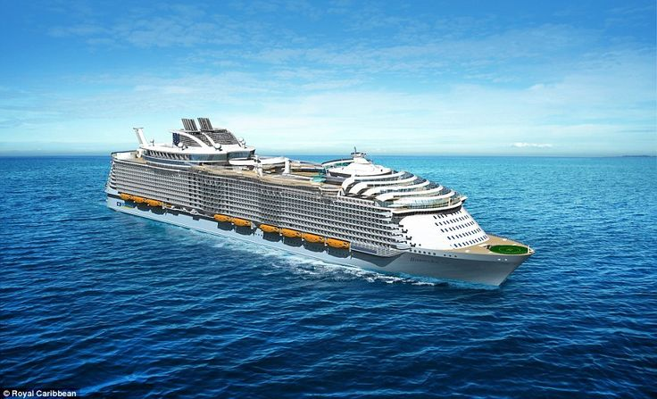 New Royal Caribbean Oasis-class ship to be built http://www.cruisepassenger.com.au/new-royal-caribbean-oasis-class-ship-built/