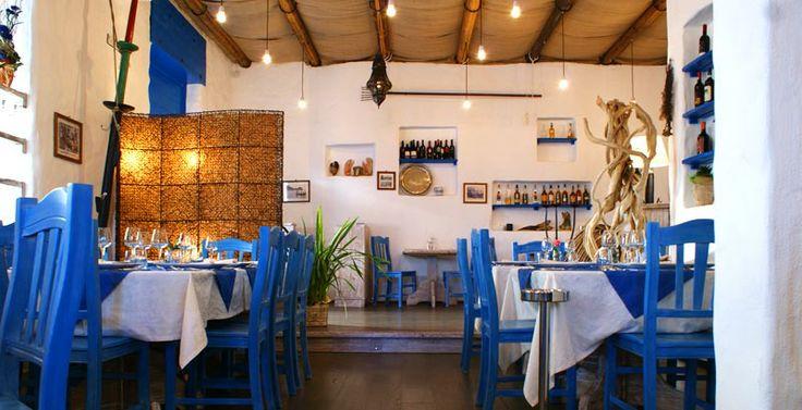 Restaurant Le Nasse U'Bais - Reggio Calabria www.ubais.it