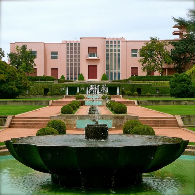 Serralves, Porto museum of modern art #Portugal