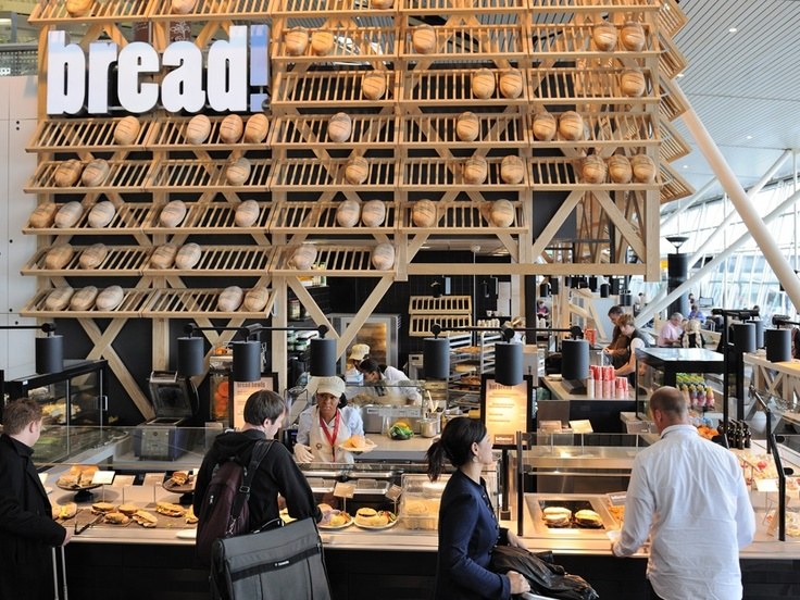 Travellers looking for last-minute gifts in Amsterdam's Schiphol airport need not venture far – a new space includes a cheese counter, bread shop, restaurant, plus flower store in one area.    Exuding a quintessentially Dutch vibe, the project is rooted in the culture and customs of the Netherlands, selling popular foods and products.