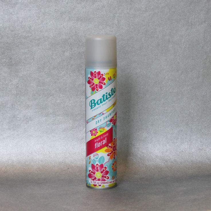 Best Dry Shampoo: Batiste, Dry Shampoo