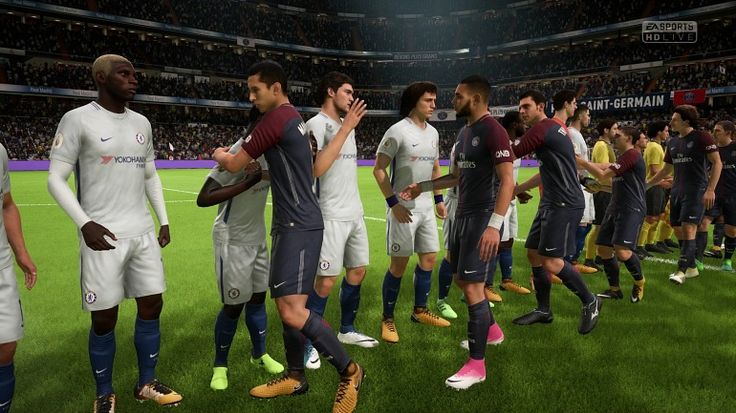 Top UK: FIFA 18 sends list of best sellers FIFA 18 Nintendo Switch PC PS3 PS4 Xbox 360 Xbox One