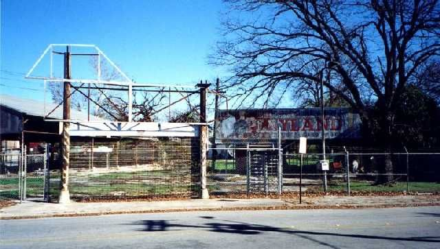Playland Park San Antonio Beautiful Abandoned Places