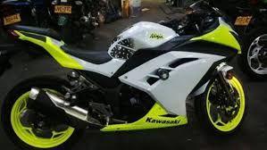 Resultado de imagen para motos personalizadas ninjas