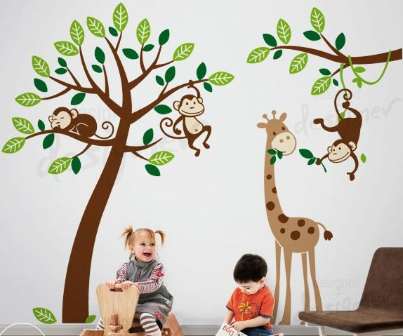 Childrens Wall Decor awesome children wall decor photos - home decorating ideas and
