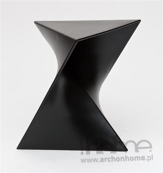 Stolik ZZ czarny - inspirowany Zig Zag