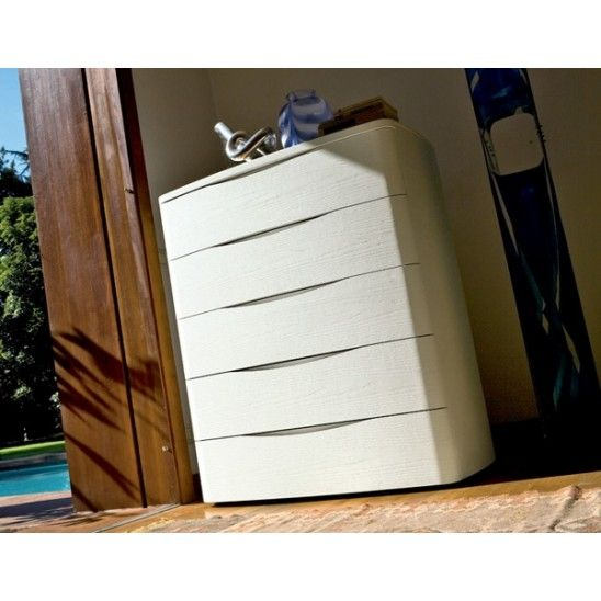 High chest of drawers #Elan by #Caccaro
