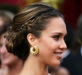 Hairstyle idea number 4   Updo