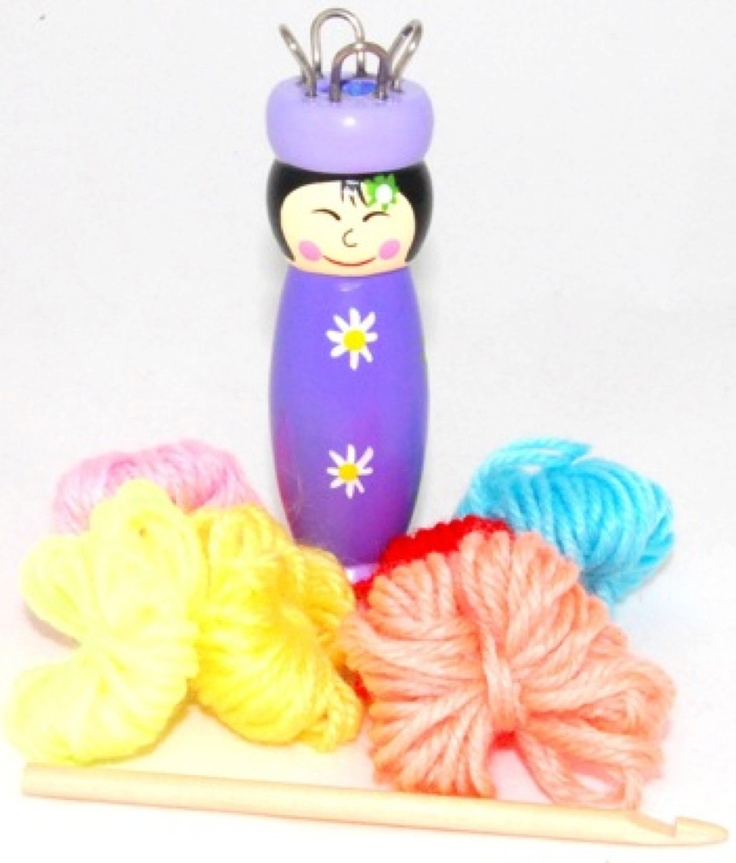 French Knitting Doll : Best images about french knitting on pinterest nancy