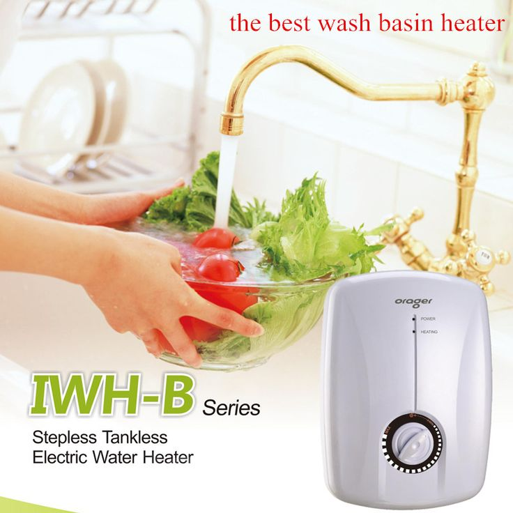 2PCS instantaneous Water Heater tap Tankless Electric endless hot Shower induction hot calentador de agua electrico wallmounted