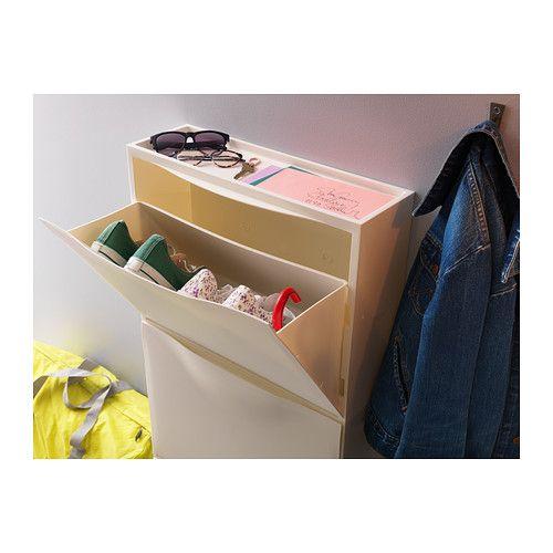 Höhenverstellbarer Schreibtisch Ikea Test ~ TRONES Aufbewahrung  weiß  IKEA