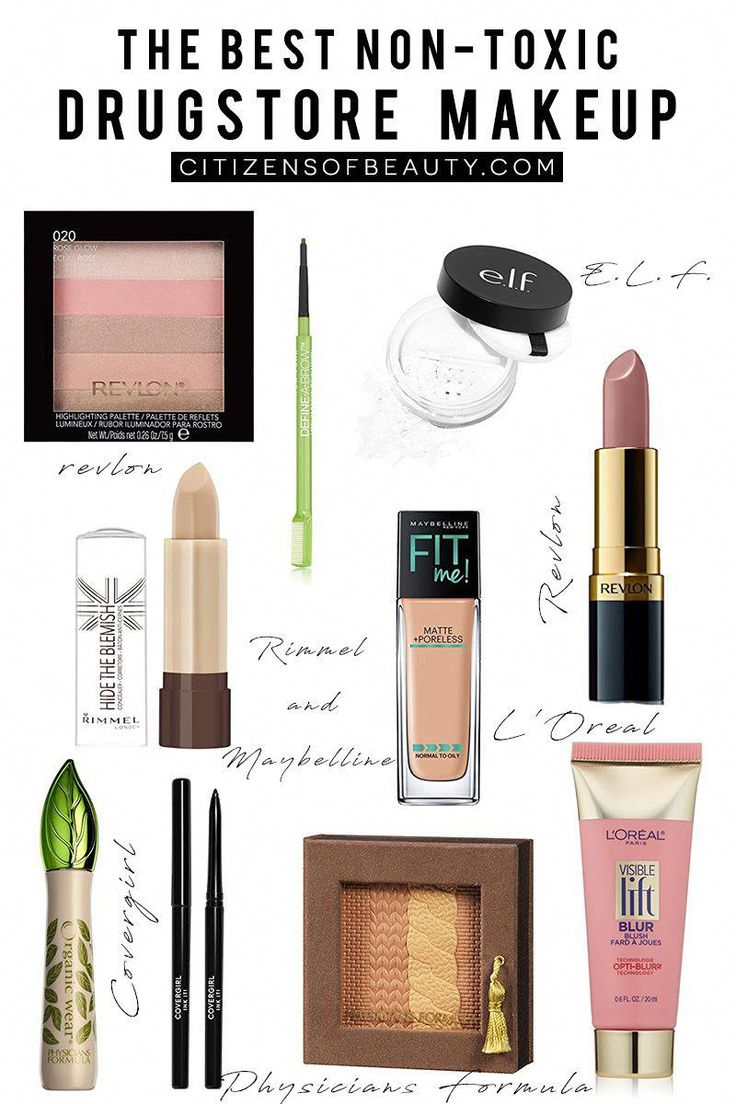 Mineral makeup is the latest thing and it's based on the