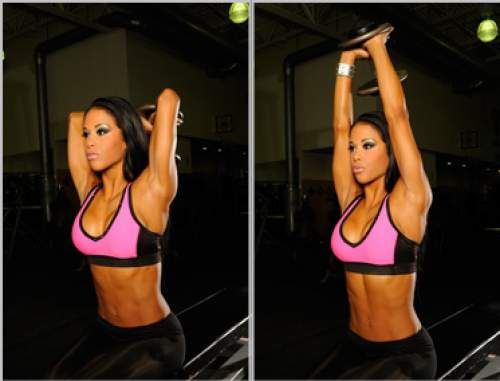 Most ladies know that their arms require extra exercise to keep their arms toned and buff. Get rid of the dingle dangle already! These six exercises will easily and effectively tone your biceps and...