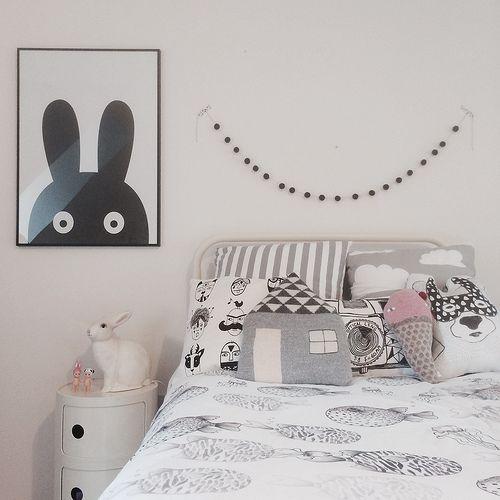 Bella's Room Tour: Chloeuberkid via La Petite Mag