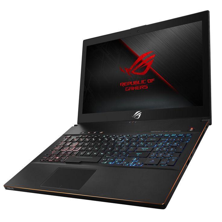Wondrous Asus Zephyrus M Is A Thin Gaming Laptop With A Six Core I7 Download Free Architecture Designs Itiscsunscenecom