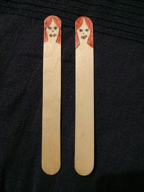 popsicle sticks - how to pair up your class