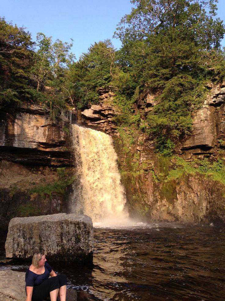Thornton Force, Ingleton Waterfalls Walk