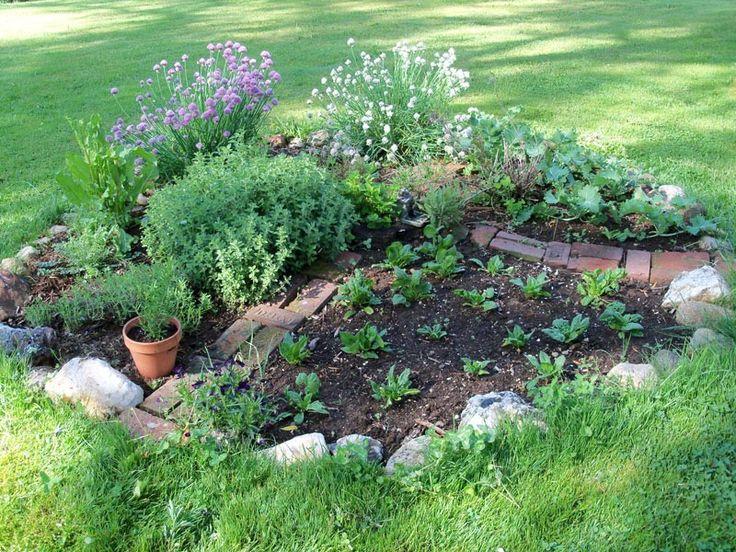 Best 25 Small Herb Gardens Ideas On Pinterest Patio