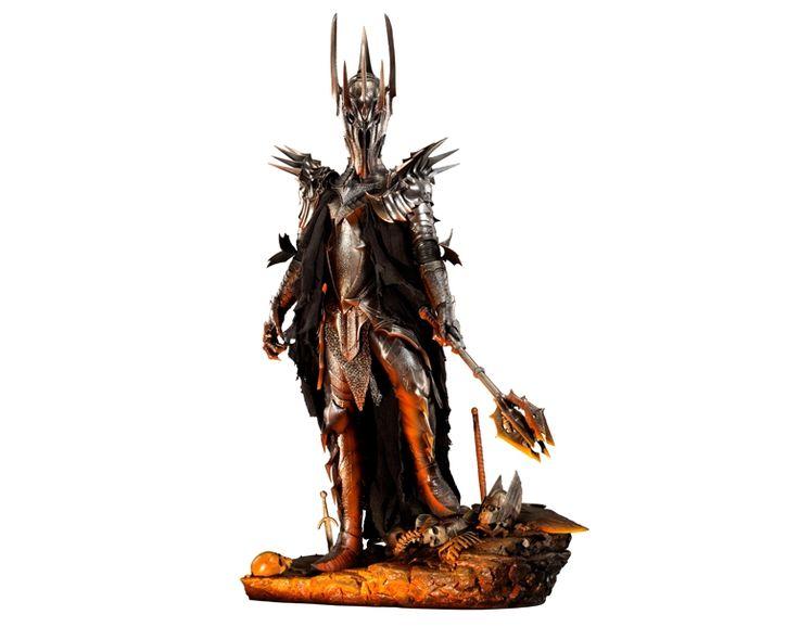 Lord of the Rings Figur Sauron 91cm fra Gamezone. Om denne nettbutikken: http://nettbutikknytt.no/gamezone-no/