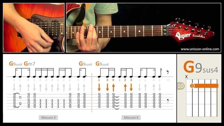 Long Train Running - The Doobie Brothers Apprendre à jouer ce morceau à la guitare. Plus de vidéos sur www.unisson-online.com