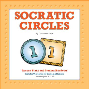 Socratic circles lesson plan engage your students in high for Socratic seminar lesson plan template