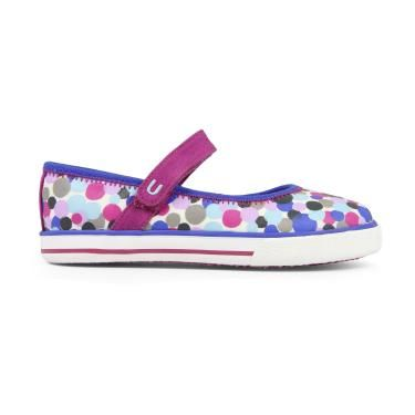 Check out the Hana B from Umi Shoes. So cute! And perfect for growing, little feet. http://www.umishoes.com