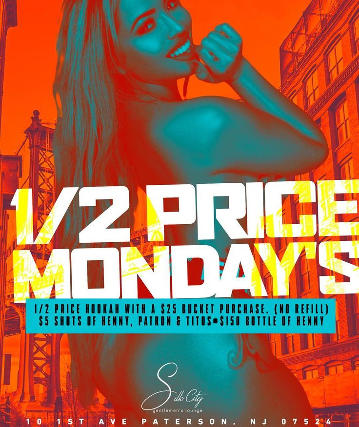 TONIGHT 1/2 price Monday's!!!! 1/2 price hookah w a $25 bucket purchase!!!! $5 shots of Henny Patron Titos!!!!! $150 bottle of Henny!!! Catch me working the bar  @silkcitygentlemenslounge Music by @therealdj007  #DjLife #Musica #Music #NightLife #Jersey #VamoAya #hookah #showtime #edm #Hiphop #house #snap #life #dj #producer #top40 #night #party #hennessy #fun  #Paterson #SilkCity #NJ #Bartender #nightlife #Monday