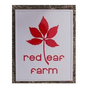 Cast Aluminium Farm Sign