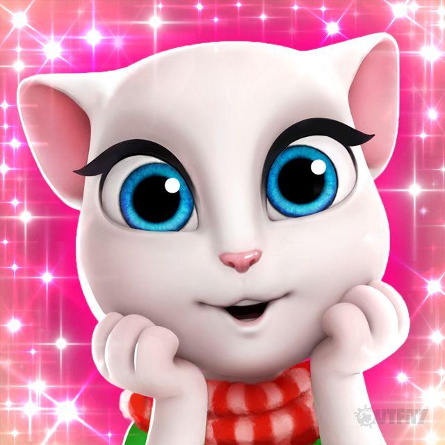 I can't hide my excitement about this magical month! xo, Talking Angela #TalkingAngela #LittleKitties #MyTalkingAngela #fun #magic #festive #December #xmas #Christmas #cute #festivetime #stars #cute