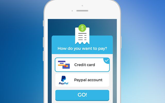 25 Pixel Perfect Mobile Payment Designs