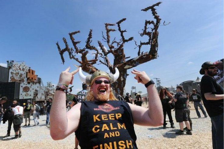 Hellfest 2014 - Un Viking au Hellfest